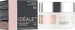 Духи, Парфюмерия, косметика Разглаживающий дневной крем для лица - Lirene Ideale Pro 55+ Day Cream