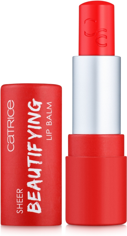 Бальзам для губ - Catrice Sheer Beautifying Lip Balm