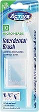 Щетка для зубов + 10 насадок - Beauty Formulas Interdent Brush with 10 Micro Heads — фото N1