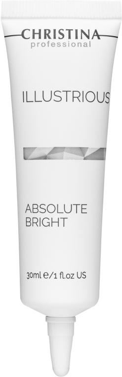 """Осветляющая сыворотка """"Абсолютное сияние"""" - Christina Illustrious Absolute Bright"""