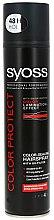 Духи, Парфюмерия, косметика Лак для волос - Syoss Color Protect Color-Sealing Hairspray With UV-Filter