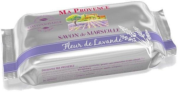 "Марсельское мыло ""Лаванда"" - Ma Provence Marseille Soap Lavande"
