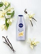 """Молочко-догляд для тіла """"Ванільний десерт"""" - Nivea Body Milk — фото N5"""