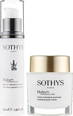 "Набор ""Увлажнение"" - Sothys Hydra 3Ha (ser/50ml + cr/50ml) — фото N3"
