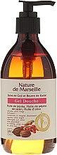 Духи, Парфюмерия, косметика Гель для душа с ароматом ягод годжи и масла ши - Nature de Marseille Goji&Shea Butter Shower Gel