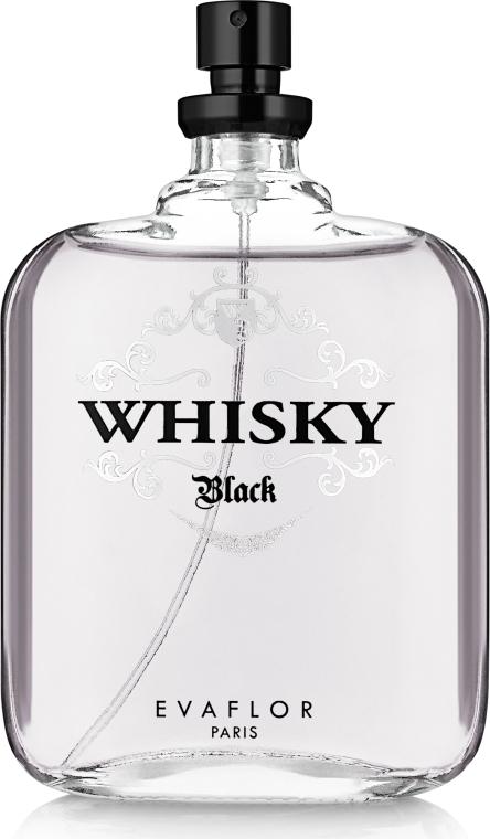 Evaflor Whisky Black - Туалетная вода (Тестер без крышечки)