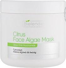 Духи, Парфюмерия, косметика Цитрусовая альгинатная маска для лица - Bielenda Professional Citrus Face Algae Mask