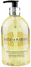 Парфумерія, косметика Рідке мило для рук - Baylis & Harding Sweet Mandarin & Grapefruit Hand Wash