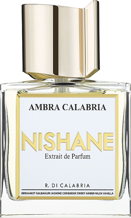 Nishane Ambra Calabria - Духи