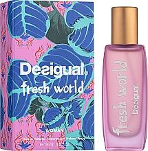 Духи, Парфюмерия, косметика Desigual Fresh World - Туалетная вода (мини)