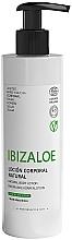 Духи, Парфюмерия, косметика Натуральный лосьон для тела - Ibizaloe Natural Aloe Vera Body Lotion