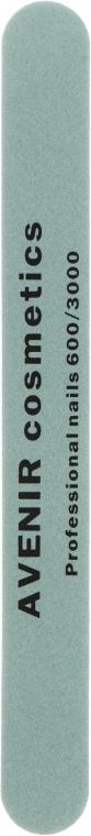 Пилка для ногтей, 600/3000 - Avenir Cosmetics