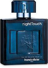 Духи, Парфюмерия, косметика Franck Olivier Night Touch - Туалетная вода