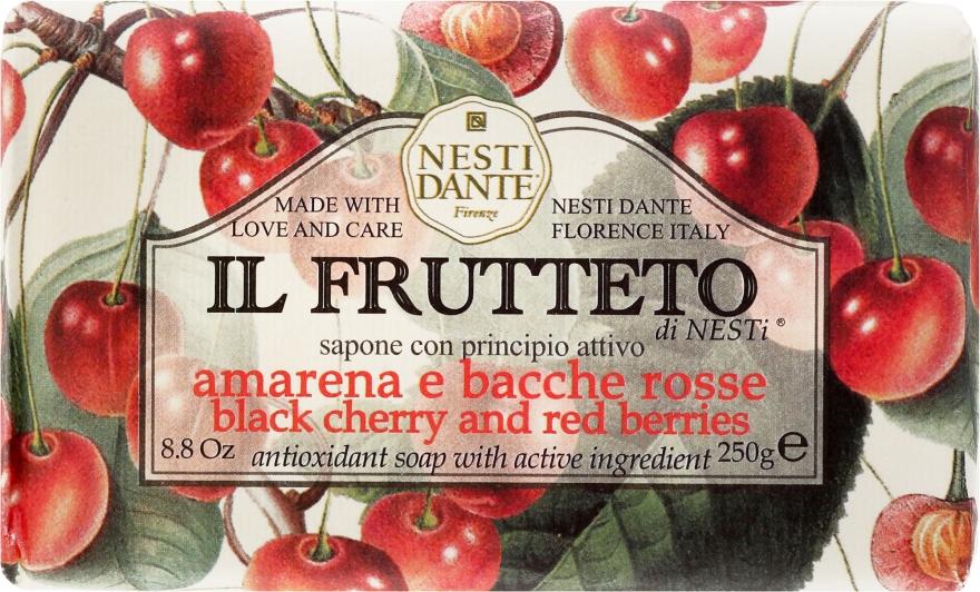 """Мыло """"Черешня и красные ягоды"""" - Nesti Dante Il Frutteto Soap"""