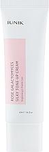 Духи, Парфюмерия, косметика Антивозрастной осветляющий крем - iUNIK Rose Galactomyces Silky Tone Up Cream