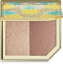 Духи, Парфюмерия, косметика Палетка для скульптурирования - Too Faced Tutti Frutti Pineapple Paradise Bronzer Highlight Duo