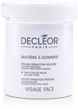 Духи, Парфюмерия, косметика Пилинг-средство для лица - Decleor Velvet Sensation Peeling