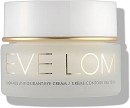 Духи, Парфюмерия, косметика Антиоксидантный крем для глаз - Eve Lom Radiance Antioxidant Eye Cream