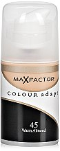 Парфумерія, косметика Тональний крем - Max Factor Colour Adapt