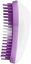 Духи, Парфюмерия, косметика Расческа для густых и вьющихся волос - Tangle Teezer Thick & Curly Pure Violet