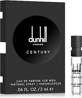 Alfred Dunhill Century - Парфюмированная вода (пробник)