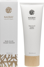 Духи, Парфюмерия, косметика Скраб для тела - Naobay Body Scrub Shower Booster