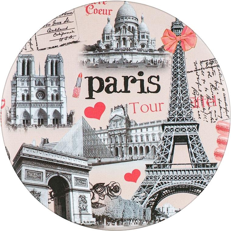 "Зеркало круглое ""Париж"", H-26, вар.8 - Cosmo Shop"