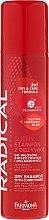 Духи, Парфюмерия, косметика Сухой шампунь и кондиционер - Farmona Radical Dry Shampoo with Conditioner for Damaged And Falling Out Hair