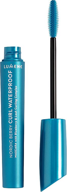 Тушь для ресниц водостойкая - Lumene Nordic Berry Curl Waterproof Mascara