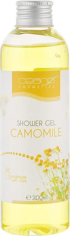 "Гель для душа ""Ромашка"" - Ceano Cosmetics Shower Gel Camomile"
