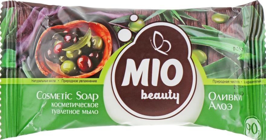 """Мыло """"Оливки и алоэ"""" - Мыловаренные традиции Mio Beauty"""