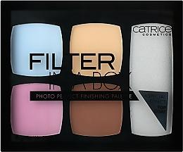 Парфумерія, косметика Палетка хайлайтерів - Catrice Galaxy In A Box Holographic Glow Palette