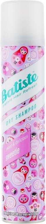 Сухой шампунь - Batiste Sweet Delicious Sweetie Dry Shampoo