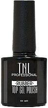 Духи, Парфюмерия, косметика Закрепитель для гель-лака Rubber Top - TNL Professional Rubber Top Gel Polish