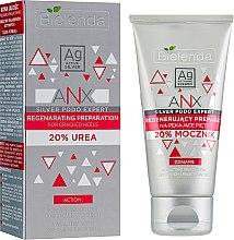 Духи, Парфюмерия, косметика Средство восстанавливающее против трещин - Bielenda ANX Podo Detox Foot Restoring Cream