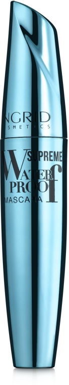 Тушь для ресниц - Ingrid Cosmetics Supreme Waterproof Mascara