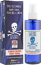 Духи, Парфюмерия, косметика Тоник для укладки волос - The Bluebeards Revenge Cuban Blend Hair Tonic