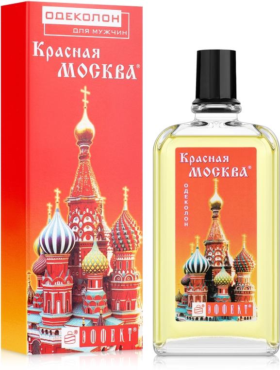 Эффект Красная Москва - Одеколон (в футляре)