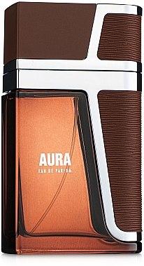 Sterling Parfums Aura Men - Парфюмированная вода (тестер с крышечкой) — фото N1