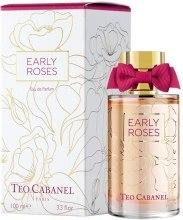 Духи, Парфюмерия, косметика Teo Cabanel Early Roses - Парфюмированная вода