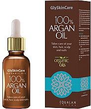 Духи, Парфюмерия, косметика Аргановое масло для лица - GlySkinCare 100% Argan Oil