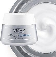 Средство длительного действия: коррекция морщин и восстановление упругости для нормальной и комбинированной кожи - Vichy Liftactiv Supreme — фото N3
