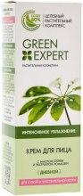 Духи, Парфюмерия, косметика Крем дневной для сухой и чувствительной кожи лица - Velta Cosmetic Green Expert Day Cream