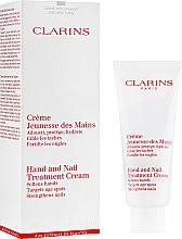 Духи, Парфюмерия, косметика Крем для рук - Clarins Hand & Nail Treatment Cream