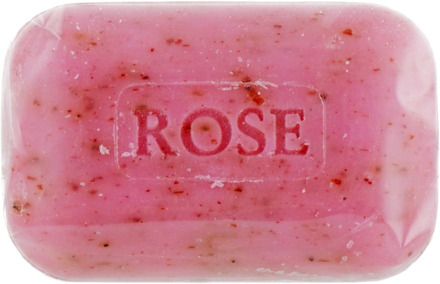 Натуральное косметическое мыло с розовой водой - BioFresh Rose of Bulgaria Soap