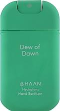 """Духи, Парфюмерия, косметика Очищающий и увлажняющий спрей для рук """"Утренняя роса"""" - HAAN Hand Sanitizer Dew of Dawn"""