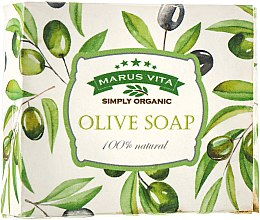 "Духи, Парфюмерия, косметика Мыло ""Кастильское"" - Marus Vita Olive Soap"