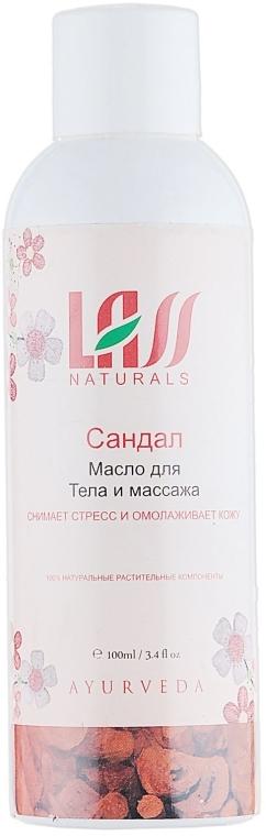 "Масло для тела и массажа ""Сандал"" - Biofarma Massage Body Oil"