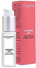 Духи, Парфюмерия, косметика Сыворотка для глаз и губ - Collagena Code Express Lift Eye And Lip