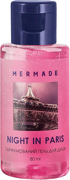 Mermade Night In Paris - Парфюмированный гель для душа (мини)